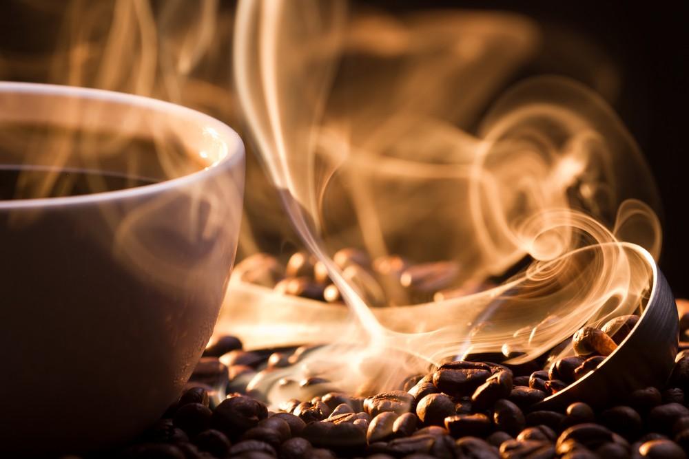 現烘咖啡豆