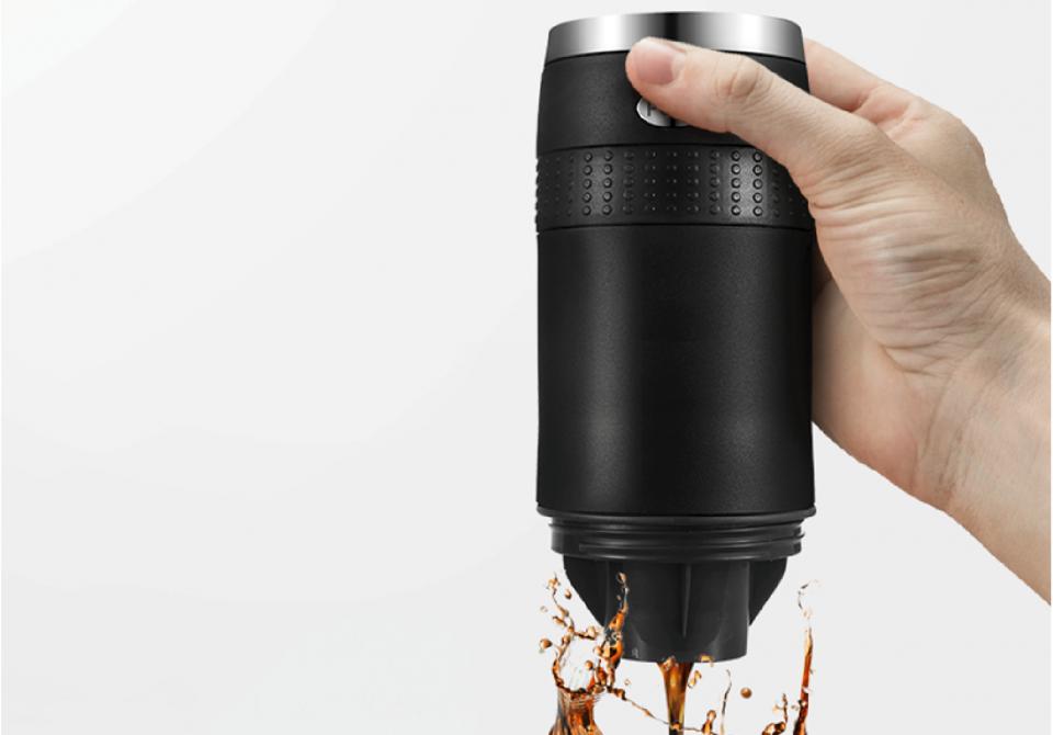 行動膠囊咖啡機