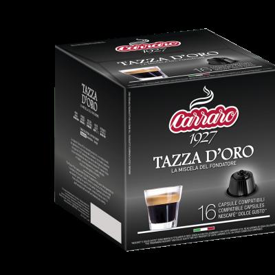 ASTUCCIO CARRARO DG 16-CAPS_TAZZAORO