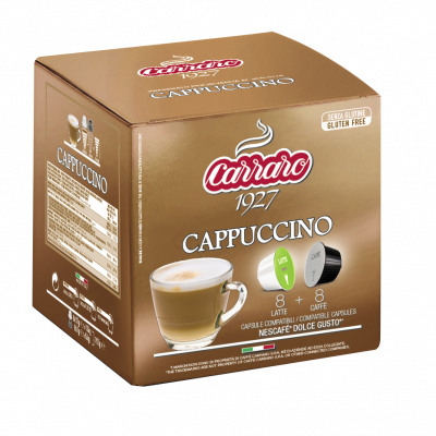 dolce-gusto _cappuccino